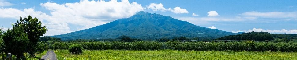 パワースポット 岩木山